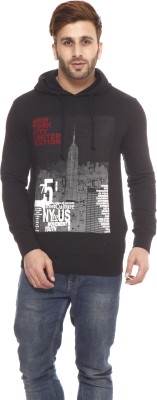 Gritstones Full Sleeve Printed Mens Sweatshirt
