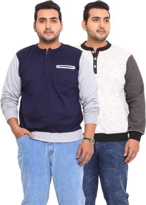 Western Vivid Full Sleeve Solid Men's Sweatshirt