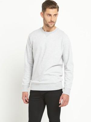 Kotty Full Sleeve Solid Men's Sweatshirt