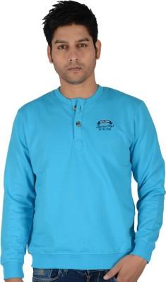 LAWMAN Full Sleeve Solid Men's Sweatshirt