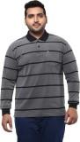 PlusS Full Sleeve Solid Men's Sweatshirt