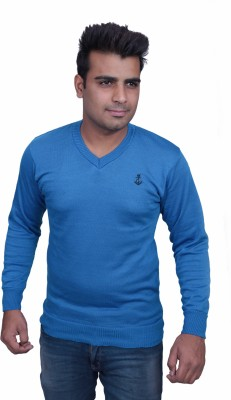 Marino Club Full Sleeve Solid Men's Sweatshirt