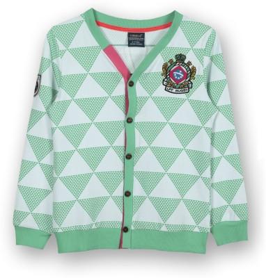 Lilliput Full Sleeve Printed Boy's Sweatshirt