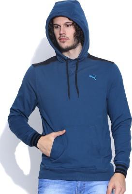 Puma Full Sleeve Solid Mens Sweatshirt