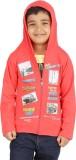 Meril Full Sleeve Printed Boys Sweatshir...