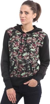 Tokyo Talkies Full Sleeve Printed Women's Sweatshirt