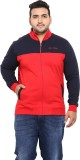 John Pride Full Sleeve Solid Men's Sweat...