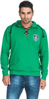 Zovi Full Sleeve Solid Men,s Sweatshirt