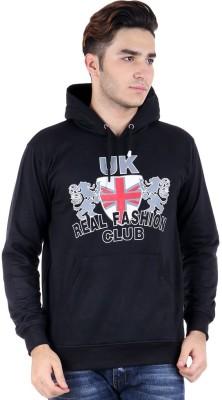 Christy World Full Sleeve Printed Men's Sweatshirt