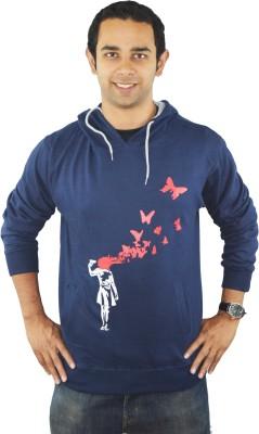 642 Stitches Full Sleeve Printed Men's Sweatshirt