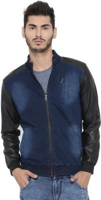Kook N Keech Full Sleeve Solid Mens Sweatshirt