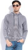GAS Full Sleeve Solid Men's Sweatshirt