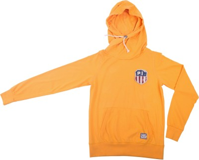 Desi Duos Full Sleeve Solid Boy's Sweatshirt