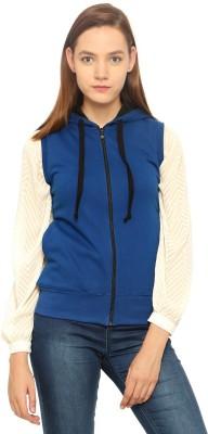 Vvoguish Sleeveless Solid Women's Sweatshirt