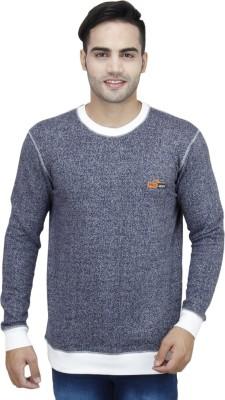 PRO Lapes Full Sleeve Solid Men's Sweatshirt