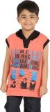 Meril Sleeveless Printed Boys Sweatshirt