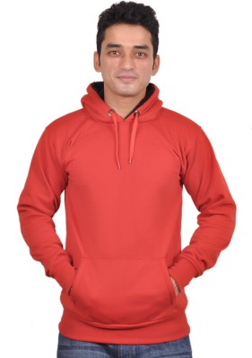 Vibgyor Full Sleeve Solid Mens Sweatshirt