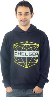 642 Stitches Full Sleeve Printed, Solid Men's Sweatshirt