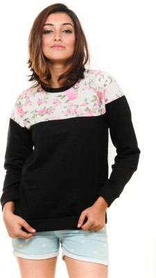 Young Trendz Full Sleeve Printed Women's Sweatshirt