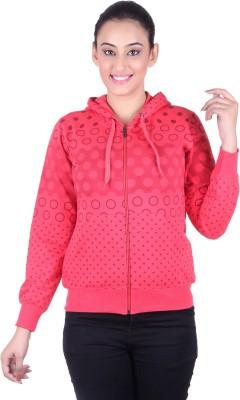 KAROZ Full Sleeve Printed Women's Sweatshirt