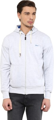 Okane Full Sleeve Solid Men's Sweatshirt