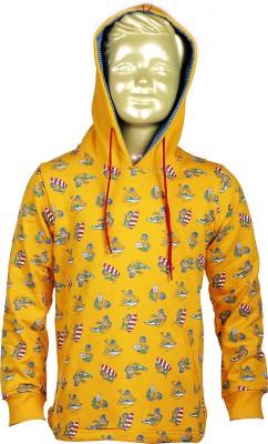 Lumber Boy Full Sleeve Printed Boy's Sweatshirt