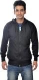 Vibgyor Full Sleeve Solid Men's Sweatshi...