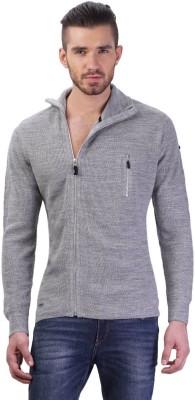 TSAVO Full Sleeve Solid Men's Sweatshirt