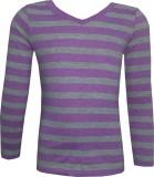 Tot N Teen Full Sleeve Striped Girls Swe...