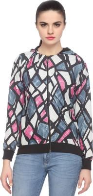 Miss Grace Full Sleeve Printed Women's Sweatshirt