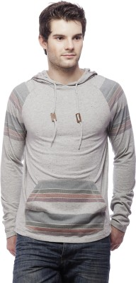 St. Goliath Full Sleeve Striped Men's Sweatshirt