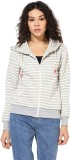 Cashewnut Full Sleeve Striped Women's Sw...