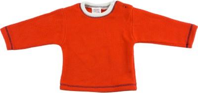 Tillu Pillu Full Sleeve Solid Baby Boy's Sweatshirt