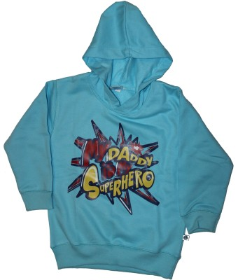 Babiano Full Sleeve Graphic Print Baby Boys Sweatshirt