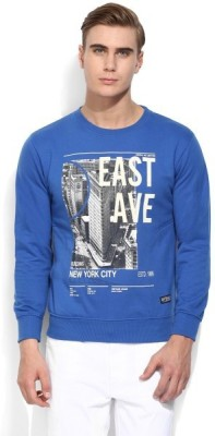 COBB Full Sleeve Printed Men's Sweatshirt
