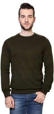 Van Heusen Full Sleeve Self Design Men,s Sweatshirt