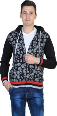 UNO COTTON Full Sleeve Graphic Print Men's Sweatshirt