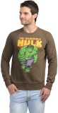Hulk Full Sleeve Printed Men's Sweatshir...