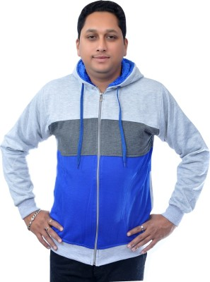eSOUL Full Sleeve Solid Men's Sweatshirt