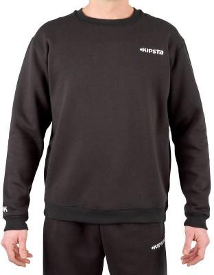 Kipsta Full Sleeve Solid Men's Sweatshirt