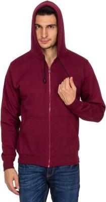 Xplore Full Sleeve Solid Men's Sweatshirt