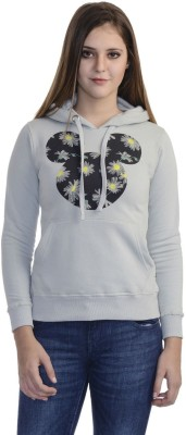 Mickey & Friends Full Sleeve Printed Women's Sweatshirt