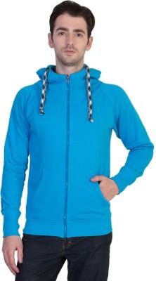 HoG Full Sleeve Solid Men's Sweatshirt