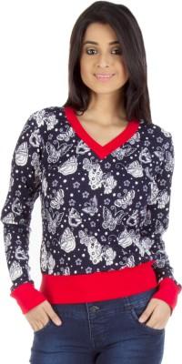Vea Kupia Full Sleeve Printed Women's Sweatshirt