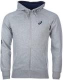 Asics Full Sleeve Solid Men's Sweatshirt