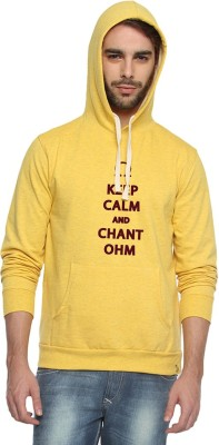 Campus Sutra Full Sleeve Printed Men's Reversible Sweatshirt