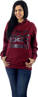 642 Stitches Full Sleeve Printed Women's Sweatshirt