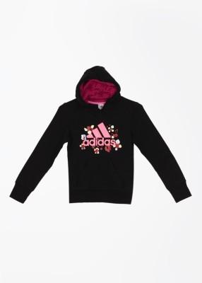 Adidas Full Sleeve Printed Boy's Sweatshirt