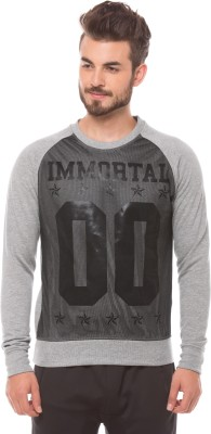 Shuffle Full Sleeve Printed Men's Sweatshirt