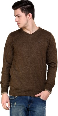Riverstone Full Sleeve Solid Men's Sweatshirt